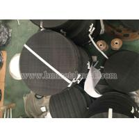 China 12*75 12*64 Mesh Mild Steel Wire Cloth/Black Wire Mesh Plastic Extruder Filter Screen on sale