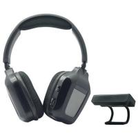 Buy cheap Advanced RF cordless headphone for TV,DVD,PC from wholesalers