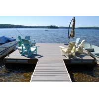 Buy cheap Co-Extrution Technology Plastic Composite Decking Outdoor Maintenance Free product