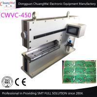 Buy cheap Allow Components 0.5mm from Score Line PCB Depaneling Machine product