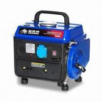 Buy cheap Portable Generator with Long Lifespan and 0.65kW Rated Output, Reduces Fuel Consumption product