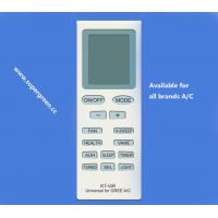 Buy cheap Remote Control for air conditioner parts product