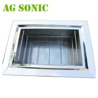 Buy cheap Automatic Stainless Steel Ultrasonic Jewelry Cleaner , Ultrasonic Silver Cleaner product