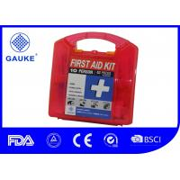Buy cheap Multi Purpose Essential OSHA ANSI First Aid Kit For Industrial Use First Aid Gear product