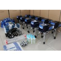 Buy cheap Piston Pump Residential Paint Sprayer Dark Blue For Latex Paint product