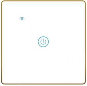 Buy cheap Alexa Google Smart Switch Panel Home Tuya Zigbee Smart Switch product