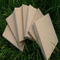 Buy cheap E1 Formaldehyde Emission Raw Laminated Mdf Panels Decoration 15x1220x2440mm product
