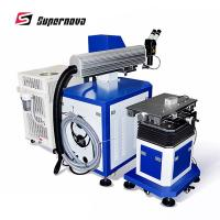 Buy cheap 360 Degree Laser Welding Machines For Mold Repair  for Sliver / Copper product