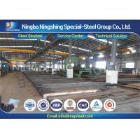 Buy cheap ASTM A681 AISI A2 Cold Work Tool Steel , Annealed Alloy Steel Bar product