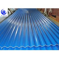 Buy cheap High Strength Anti-corosion Insulation Plastic Roof Instead PVC Roof Tile Industry Building product
