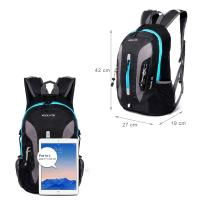 China Wholesale Running Hiking Camping Cycling Riding Backpack Bike Rucksack Outdoor Travel Ultralight Sports with earphone ho on sale