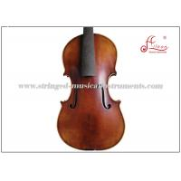 Buy cheap 13 / 14 / 15 / 16 Inch Viola , Spruce Top Brown Musical Instrument Viola product