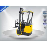 China Diesel Engine Hydraulic Pallet Truck / Solid Tyres Hyster Electric Forklift wholesale