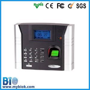 Buy cheap Solutions d'assistance de gestion de Web pour le contrôle d'accès biométrique Bio-F4vista product