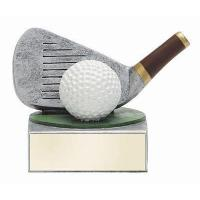 Buy cheap Resin Golf Trophy from wholesalers