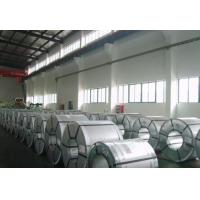 China Kitchen Facilities Cold Rolled Stainless Steel Coil , Cold Roll Steel Plate Coil on sale