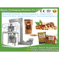 Buy cheap Machine à emballer automatique de pommes chips avec de l'azote rinçant l'emballage de Bestar product