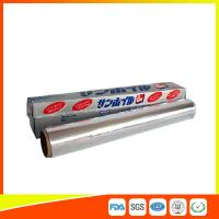 Buy cheap Multi Purpose Aluminium Foil Roll , Kitchen Aluminum Foil Paper For Food Wrapping product