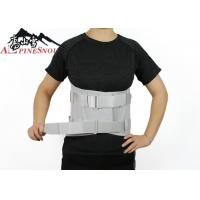 Buy cheap High Elastic Medical Waist Belt Steel Plate For Men And Women Size Customized product