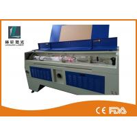 Buy cheap USB Interface CO2 Laser Engraving Cutting Machine 0 - 25mm Acrylic With Rotary Axis product