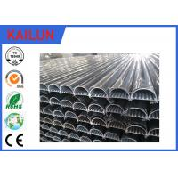 Buy cheap Extrusion Black Anodized Aluminium LED Profiles Heat Treatable Customized product