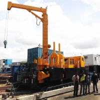 Buy cheap No Air Pollution Mini Sheet Hydraulic Pile Driving Machine from wholesalers