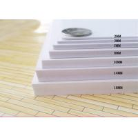 China Customized WPC Construction Foam Board For Concrete Formwork 610 X 2440mm on sale