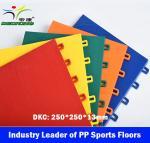 Buy cheap Futsal Court Flooring, Foortball Sport Court Tiles,  Interlock Futsal Sport Floor product