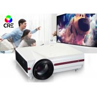 Buy cheap LED LCD 2800 Lumens 1280x800 Projector For Office Business Conference Meeting from wholesalers