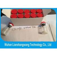 Buy cheap 98% min CJC1295 without DAC 2mg/vial Peptide White solid for muscle growth product