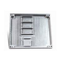 Buy cheap CNC Machining Extruded Aluminum Case With Drilling / Milling / Tapping product