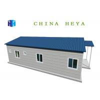 Buy cheap Commercial Factory Built Homes , Prefabricated Eco Homes 3 Bedroom 98 Square Meters product