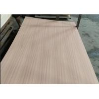 Buy cheap Eco Friendly Fancy Plywood 1220x2440mm Size P/S Natural Sapele Face / Back product