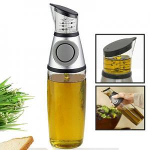 Buy cheap Eco - Friendly Oil Vinegar Dispenser No Drip Oil Dispenser With Pressure Pump product