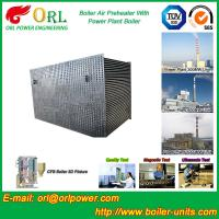Buy cheap 80 Ton Gas Boiler Air Preheater In Thermal Power Plant , Air Pre Heater product