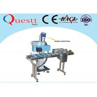 Buy cheap 30W RF CO2 Online Laser Marking Machine System for Automatic production from wholesalers