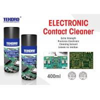 Buy cheap Electrical Contact Cleaner For Precision Instruments / Equipment / Components product
