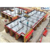 Buy cheap Recycled Construction Material Tunnel Formwork System Steel Plate Face Panel product