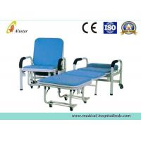 Buy cheap Hospital Furniture Chairs Multifunctional Medical Folding Bed For Patients Night Accompany (ALS-C05) product