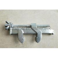 Buy cheap Galvanized Doka Frami Adjustable Clamp for Aligning Panel Formwork Systems from wholesalers