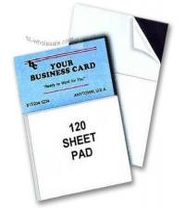 Buy cheap Magnetic memo pad product
