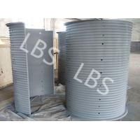 Buy cheap split lebus grooved drum ,carbon or cusomer requirement product