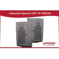 Buy cheap 6 or 12 SCR Industrial Grade UPS 220V 6-80KVA Digital 50/60HZ product