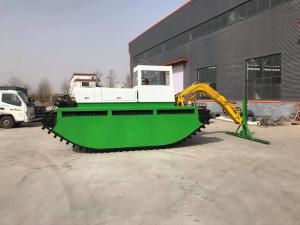 Buy cheap Amphibious Aquatic Weed Harvester product