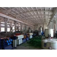 China PET Packing Strapping Band Machine , Plastic Single Screw Production Line on sale