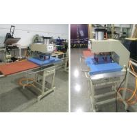 """China 16 X 24"""" Pneumatic Double Working Table Heat Transfer Printers CE Certification wholesale"""