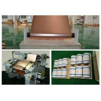 Buy cheap Double Shiny Lithium Battery Copper Foil High Conductivity product