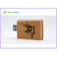 Buy cheap OEM Wooden USB Flash Drive Promotion Book Wood Pendrive 4GB Pen drive with Company Logo 4GB 8GB 16GB 32GB product