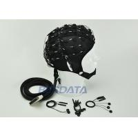 Brain Wave Monitoring Device Eeg Skull Cap With CE Certification ODM / OEM Welcomed