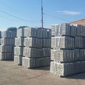 Buy cheap zinc ingot 99.995 directly from china . product